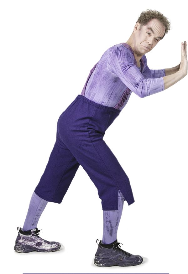 Photo de Mario Diamond en personnage de Yoyo